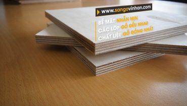 Phân biệt sàn gỗ Plywood chất lượng tốt