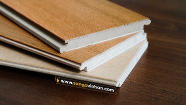 Sàn gỗ HDF – lựa chọn thông minh cho ngôi nhà của bạn
